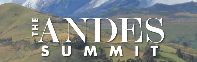 Make Your Deposit - The Andes Summit 2019