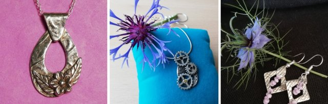 Silver Clay for Beginners with Wizz Stearne - £68
