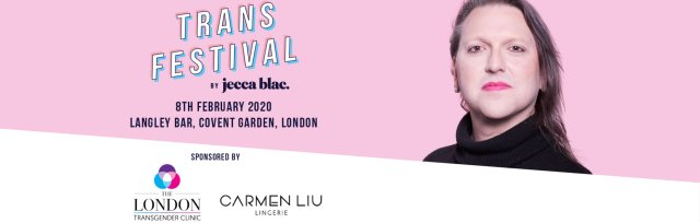 Trans Festival: Celebrating with Jecca Blac