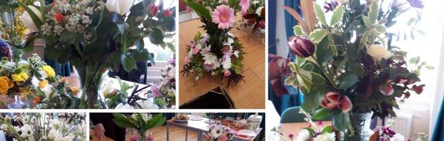 Flower Arranging with Katherine Kear (10 week class) - £100