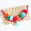 Decorate a clutch bag image