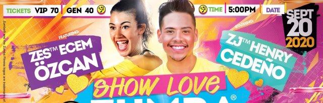SHOW LOVE DANCE PARTY • ZES™ ECEM ÖZCAN & ZJ™ HENRY CEDEÑO