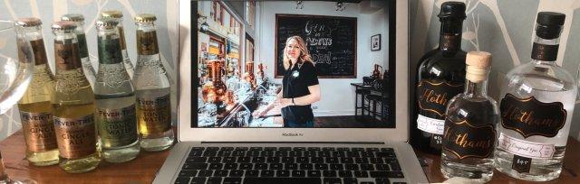 Virtual Gin School - Create your own Gin