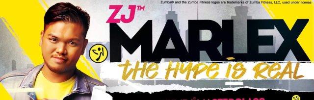 ZUMBA® MASTERCLASS with ZJ™ MARLEX