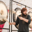 8.15pm Gong Bath at Signol Community Centre, Romiley image