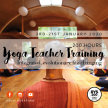 200 hours Yoga Teacher Training 18 days intensive January 2020 image