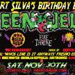 Art Silva's Birthday Bash ft Green Jello & more! image