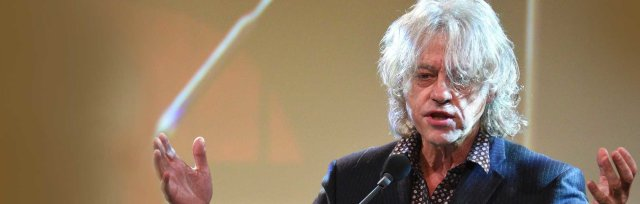 Denmark Arts presents: An evening and Q & A with Sir Bob Geldof