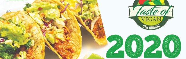 6th Annual Taste of Vegan Weekend - Vendor Registration