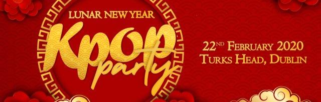 DUBLIN: K-pop & K-hiphop  Lunar New Year Party x KEvents