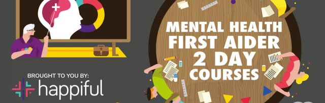 Mental Health First Aid (Sue Rosemond) - Only £225 + VAT
