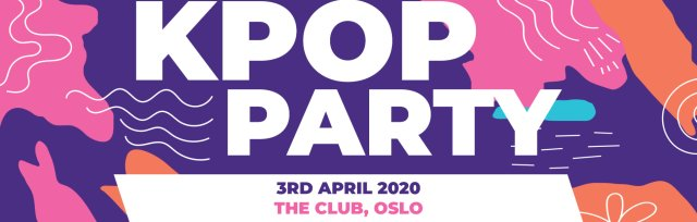 Oslo:K-pop & K-hiphop Party x Kevents