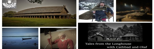 Tales from the Longhouse with Cathbad and Olaf with special guest Nick Innes