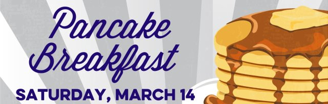 March for Meals Pancake Breakfast