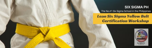 "Lean Six Sigma Yellow Belt Certification Workshop (2020 Cebu City) by Rex ""The Six Sigma Guy"""