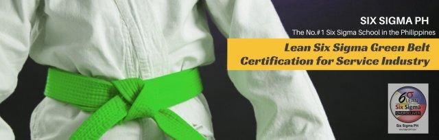 "Lean Six Sigma Green Belt Certification Program (2020 Davao City) by Rex ""The Six Sigma Guy"""