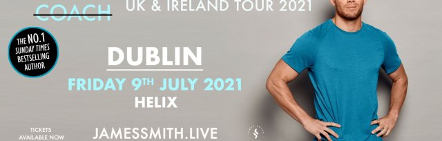 James Smith Live 2021 - Dublin