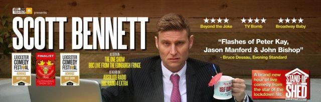 Scott Bennett - Relax