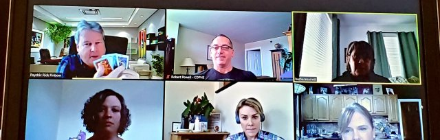 Virtual Group Intensive with Rick Finbow