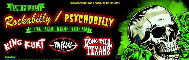 Brighton Rockabilly // Psychobilly Shenanigans on the South Coast