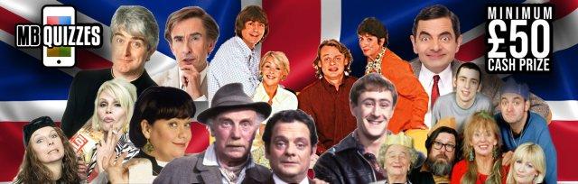British Sitcoms Live Virtual Quiz