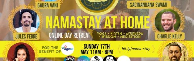 Namastay at Home Retreat