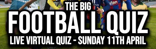 The Big Football Quiz