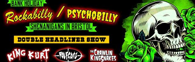Rockabilly // Psychobilly Shenanigans in Bristol