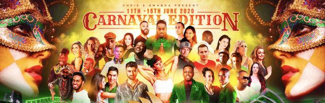 Sydney Afro Kizomba Festival 2020 - 4th Edition CARNIVAL