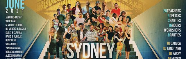 Official Event - Sydney Afro Kizomba Weekender