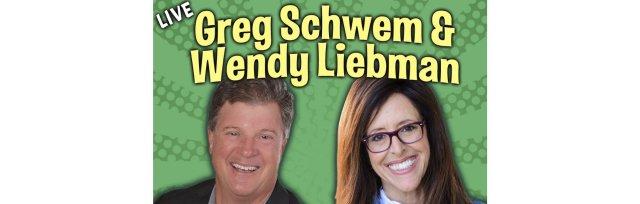 Greg Schwem & Wendy Liebman