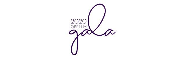 2020 OPEN M Gala