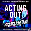 Acting Out: Improv Battles at BackDock image