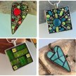 Mosaic Pendants with Yvette Green - £40 image