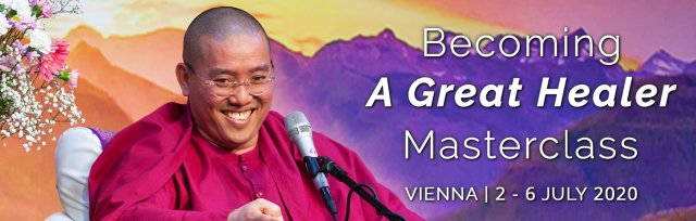 5-Day Becoming a Great Healer Masterclass with Sri Avinash - Vienna, Austria
