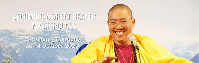 2-Day Becoming a Great Healer Masterclass with Sri Avinash - Hamburg, Germany