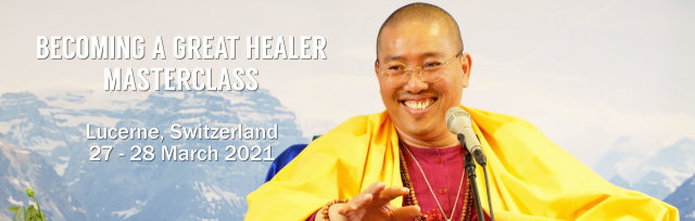 2-Day Becoming a Great Healer Masterclass with Sri Avinash - Lucerne, Switzerland