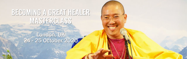 2-Day Becoming a Great Healer Masterclass with Sri Avinash - London UK