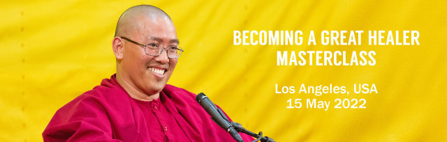 1-Day Becoming a Great Healer Masterclass with Master Sri Avinash - Los Angeles, USA