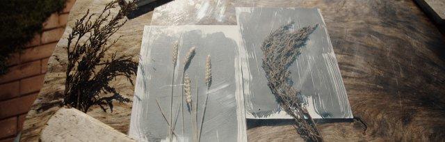 Cyanotype Prints & Pinhole Cameras