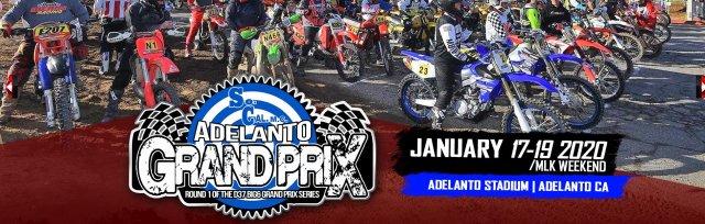 2020 Adelanto Grand Prix