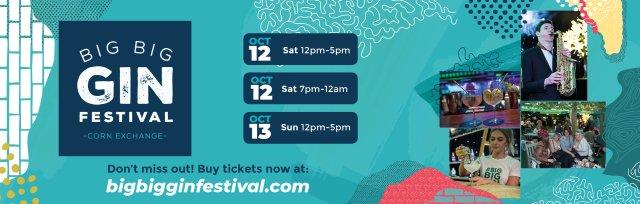 Big Big Gin Festival
