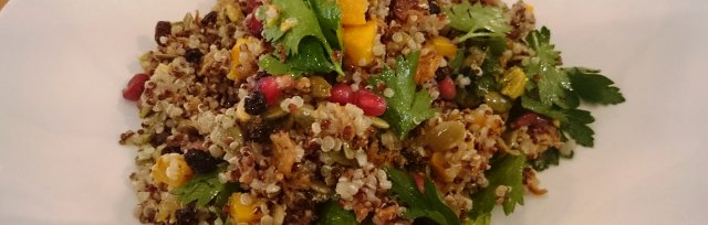 Incorporating Grains into your Summer Salads