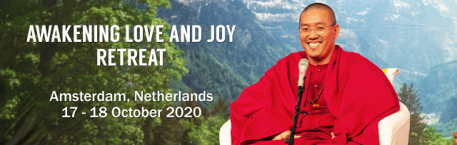 2-Day Awakening Love and Joy Retreat with Sri Avinash - Amsterdam, Netherlands