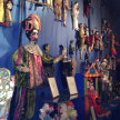 Puppetry Museum Tour as part of Biggar Little Festival image