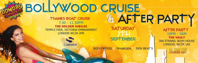 Bollywood Cruise & After Party