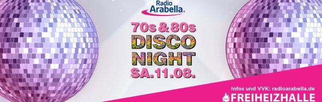 Radio Arabella Disco Night SA.11.08.2018