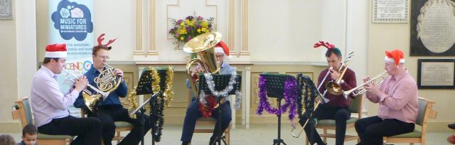 Christmas Jazzy Brass - FROME