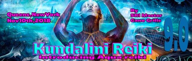 Aqua Kundalini Reiki 9.0