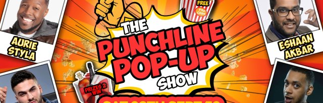 The Punchline Pop-Up Show - #1